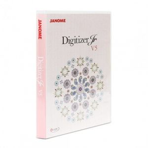 Janome Digitizer Jr V5