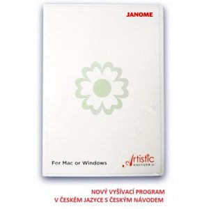 Janome Artistic Digitizer Junior